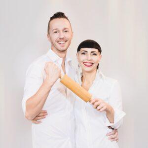 Jola Słoma i Mirek Trymbulak - Atelier Smaku - Magazyn Hipoalergiczni