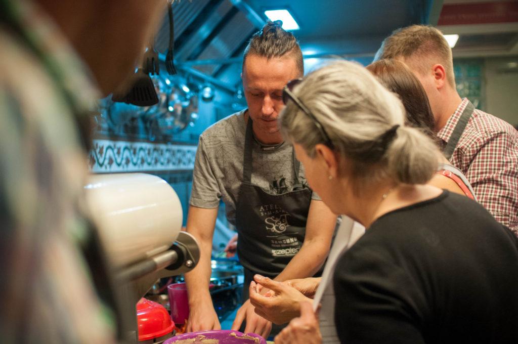 Warsztaty kulinarne w Atelier Smaku - Magazyn Hipoalergiczni