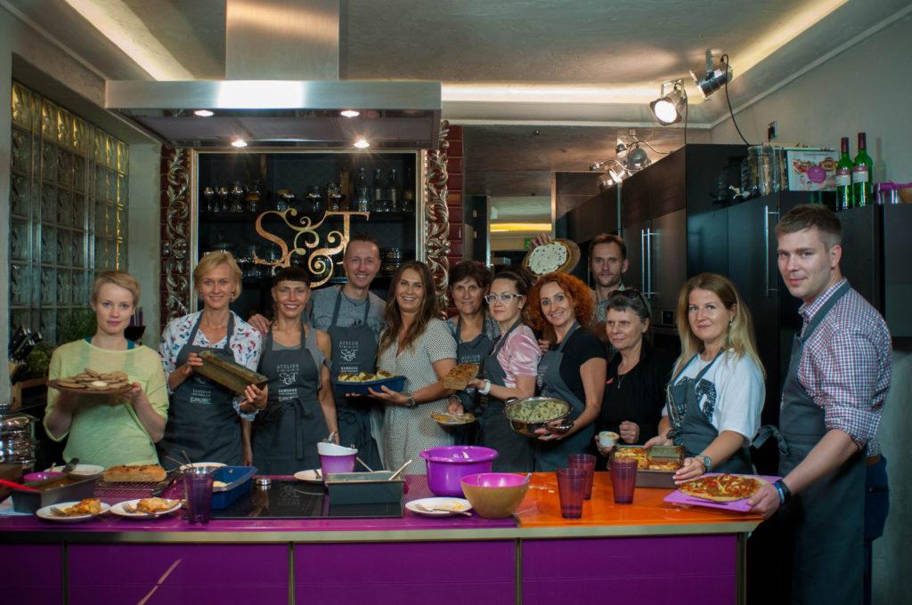 Warsztaty kulinarne w Atelier Msaku - Magazyn Hipoalergiczni