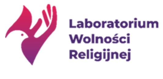 Logo Laboratorium Wolności Religijnej