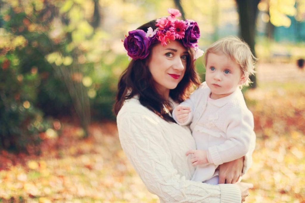 Ilona Bakalarz i jej córka Helena - magazyn Hipoalergiczni